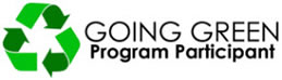 Going Green Program Logo